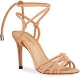 Schutz Sandrinny Self-Tie Sandals