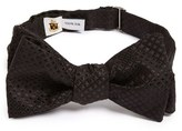 Robert Talbott Diamond Pattern Silk Bow Tie