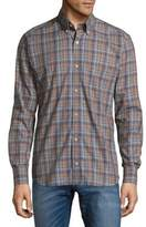Tailorbyrd Castor Cotton Button-Down Shirt