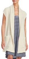 Splendid Knit Cardigan Vest