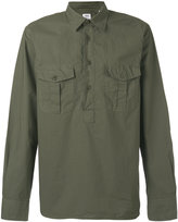 Aspesi button-up shirt - men - Cotton - 41