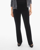 Chico's Velour Wide-Leg Pants