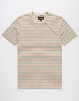 Brixton Hilt Mens Pocket Tee