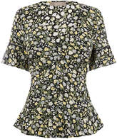 Oasis Ditsy Floral Tea Top