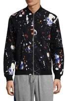 3.1 Phillip Lim Painted Bomber Jacket