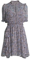 Shoshanna Perla Silk-Blend Dress
