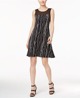 Vince Camuto Illusion Shift Dress, A Macy's Exclusive Style