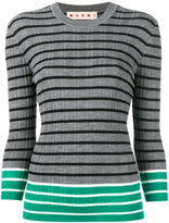 Marni striped top