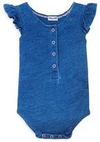 Splendid Infant Girls' Henley Bodysuit - Sizes 3-18 Months