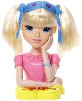 Moxie Girlz Magic Hair Stamp Designer Torso- Avery