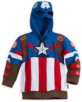 Disney Captain America Zip Hoodies for Boys