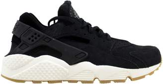 Nike Huarache Run SD Black/Deep Green-Sail (W)