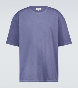Maison Margiela Oversized cotton T-shirt
