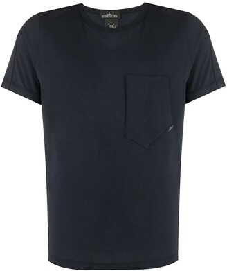 Stone Island Shadow Project chest pocket T-shirt