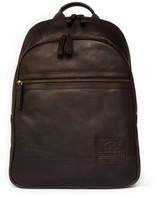 Nappa Dori Alps Backpack Dark Brown Leather