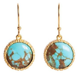 Lynn Earrings in Turquoise
