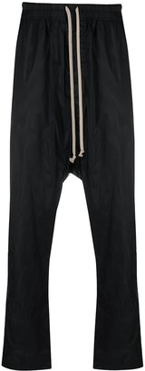 Rick Owens Dropped Crotch Track Trousers