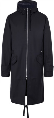 Officine Generale Basil Water-Resistant Twill Parka