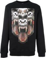 Marcelo Burlon County of Milan 'Las Tortolas' sweatshirt