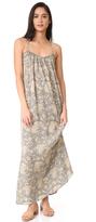 Vince Vintage Floral Maxi Dress