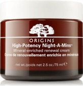 Origins High-Potency Night-A-MinsMineral-Enriched Renewal Cream - Limited Edition Size