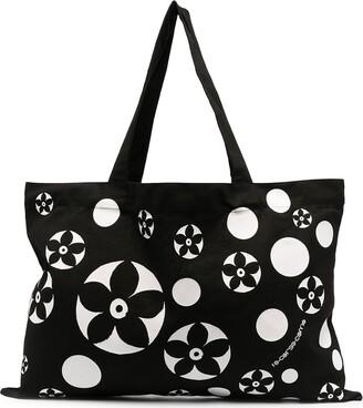 10 Corso Como Floral Print Tote Bag