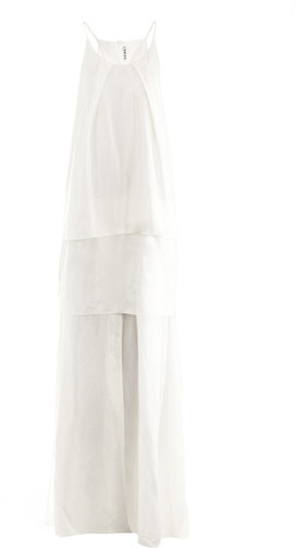 Acne Satya layered dress
