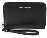 Marc Jacobs Tricolor Zip Wristlet