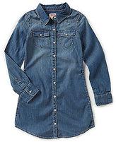 Levi's s Big Girls 7-16 Denim Western Dress