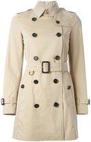 Burberry 'Kensington' trench coat - women - Cotton - 6