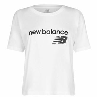 New Balance Women's NB Classic Core Stacked Tee