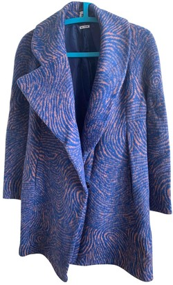 Opening Ceremony Multicolour Wool Coats
