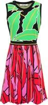 Diane von Furstenberg Jacquard-knit Dress