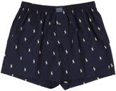 Polo Ralph Lauren All Over Pony Player Woven Boxer Men's Underwear