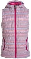 White Sierra St. Helen's Vest - Insulated (For Little and Big Girls)