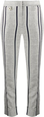 Lorena Antoniazzi Glen check trousers