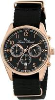 Lucien Piccard Men's LP-10588N-RG-01 Moderna Analog Display Japanese Quartz Watch