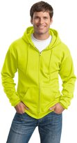 Port & Company Men's Tall Ultimate Full Zip Hooded Sweatshirt 2XLT