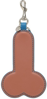 J.W.Anderson Leather Key Ring