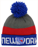 Reebok New York Rangers Pom Knit Hat