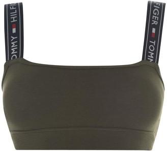 Tommy Bodywear Logo Strap Bra