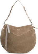 Jimmy Choo Artie shoulder bag - women - Suede - One Size