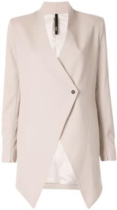 Taylor Attuned asymmetric blazer