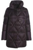 Fay Women's Purple Polyamide Down Jacket.