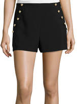 BELLE + SKY Sailor Button Short