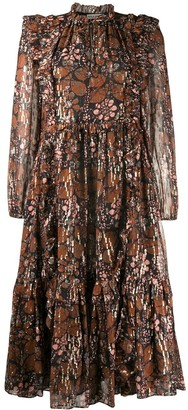 Ulla Johnson Seraphina floral print dress