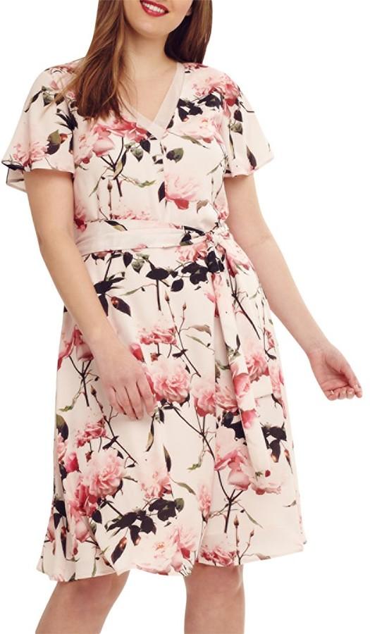 Studio 8 Calista Dress, Pink