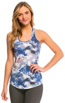Lucy Women's Print Workout Racerback Tank Top 8137433