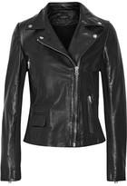 Muu Baa Muubaa Bentley Paneled Leather Biker Jacket