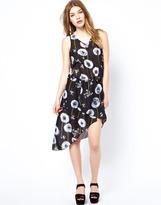 Lovestruck Dress In Dandelion Print